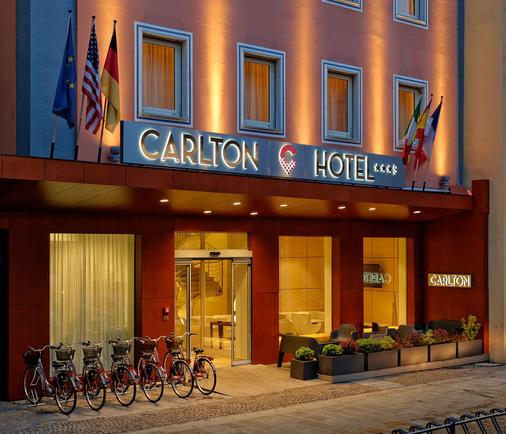 卡尔顿酒店 - 费拉拉 - 建筑