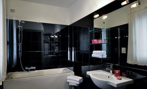 卡尔顿酒店 - 费拉拉 - 浴室