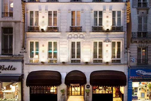 巴黎布丽泽尔酒店 - 巴黎 - 建筑