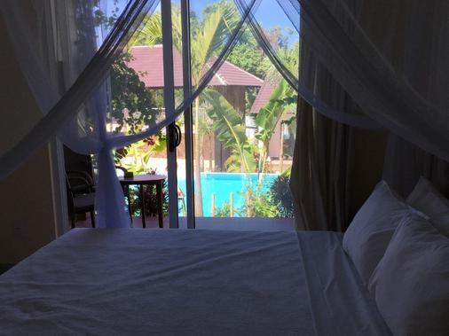 森林度假酒店 - 富國島 - 睡房