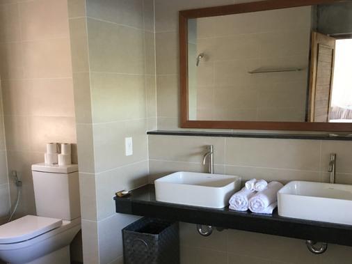 森林度假酒店 - 富國島 - 浴室