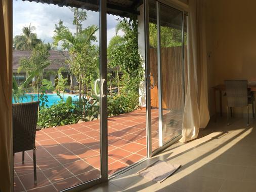 森林度假酒店 - 富國島 - 阳台