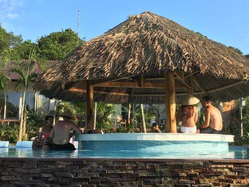 森林度假酒店 - 富國島 - 酒吧