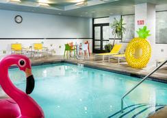 西雅图麦克斯韦酒店 - 西雅图 - 游泳池