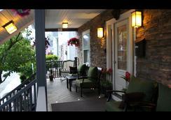 韦弗上将旅馆酒店 - 纽波特 - 户外景观