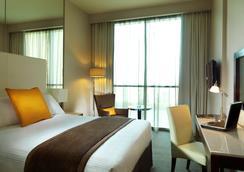 雅思岛罗塔纳酒店 - 阿布扎比 - 睡房