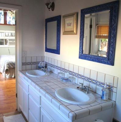 秘密花园别墅酒店 - 圣巴巴拉 - 浴室