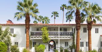 科隆尼棕榈树酒店 - 棕榈泉 - 建筑