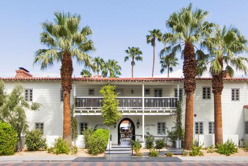 科隆尼棕榈树酒店 - Palm Springs - 建筑