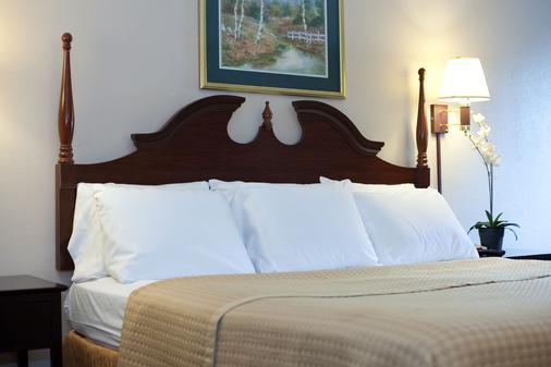 提姆博湖汽车旅馆 - 林奇堡 - 睡房