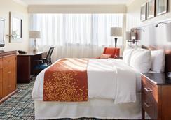 迈阿密机场万豪酒店 - 迈阿密 - 睡房