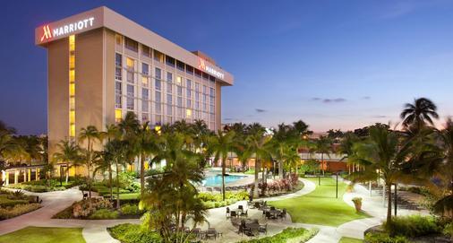 迈阿密机场万豪酒店 - 迈阿密 - 建筑