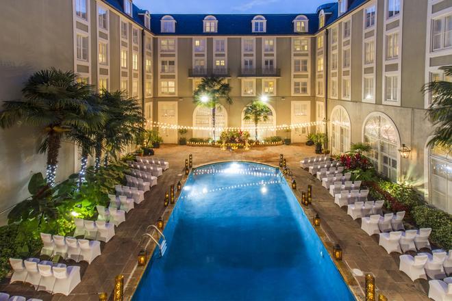 波旁奥尔良酒店 - 新奥尔良 - 宴会厅