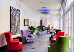 勒马拉斯酒店 - 新奥尔良 - 休息厅