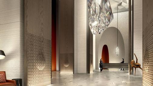 科威特布尔阿沙哑四季酒店 - 科威特 - 大厅