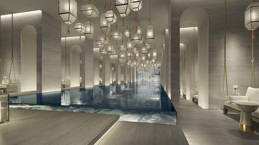 科威特布尔阿沙哑四季酒店 - 科威特 - 游泳池