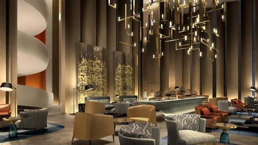 科威特布尔阿沙哑四季酒店 - 科威特 - 休息厅