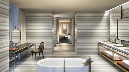 科威特布尔阿沙哑四季酒店 - 科威特 - 浴室