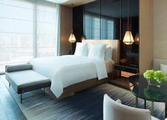 科威特布尔吉阿尔萨亚四季酒店 - 科威特 - 睡房