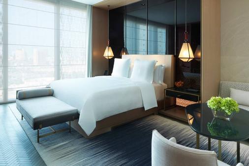 科威特布尔阿沙哑四季酒店 - 科威特 - 睡房
