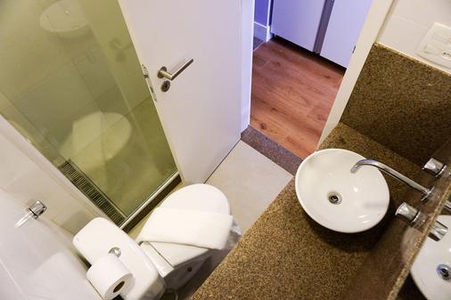 Vertical Hostel - 里约热内卢 - 浴室