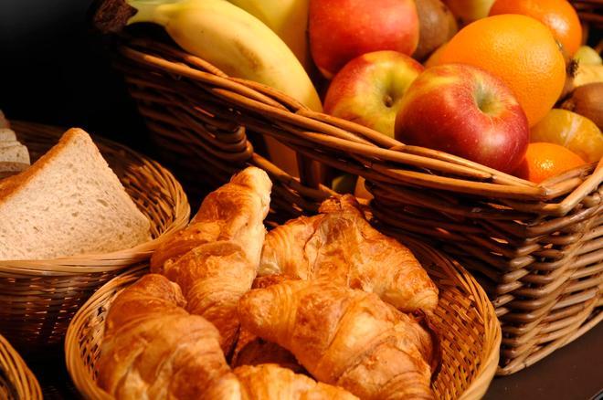 马格德堡英特尔城市酒店 - 马格德堡 - 食物