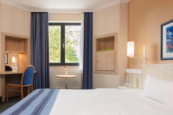 马格德堡英特尔城市酒店 - 马格德堡 - 睡房