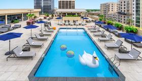 永公寓酒店 - 新奥尔良 - 游泳池