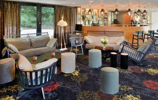 德拉里吉特贝斯特韦斯特酒店 - 南特 - 酒吧