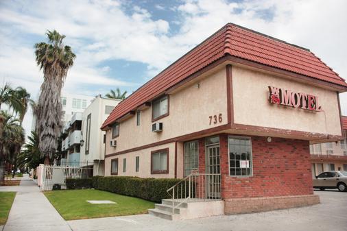 Wilshire Serrano Motel - 洛杉矶 - 建筑