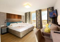 阿瑟林匿赫夫酒店 - 阿尔山麓圣安东 - 睡房