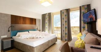 阿瑟林匿赫夫酒店 - 圣安东阿尔贝格 - 睡房