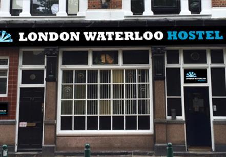 伦敦滑铁卢旅馆 - 伦敦 - 建筑
