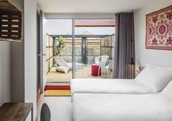 基尼拉多巴塞罗那旅馆 - 巴塞罗那 - 睡房