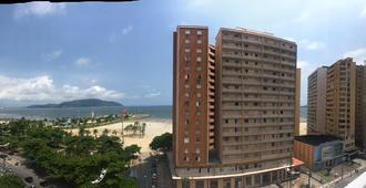 帝王酒店 - 桑托斯 - 阳台