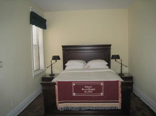 布里奇波特住宿加早餐酒店 - 芝加哥 - 睡房