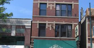 布里奇波特住宿加早餐酒店 - 芝加哥 - 建筑