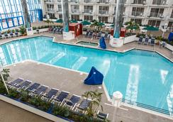 公主黄家海滨酒店及度假村 - 大洋城 - 游泳池