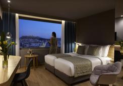 希腊帝国古典酒店 - 雅典 - 睡房