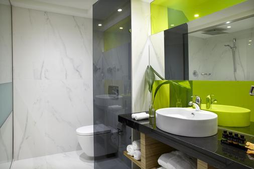 希腊帝国古典酒店 - 雅典 - 浴室