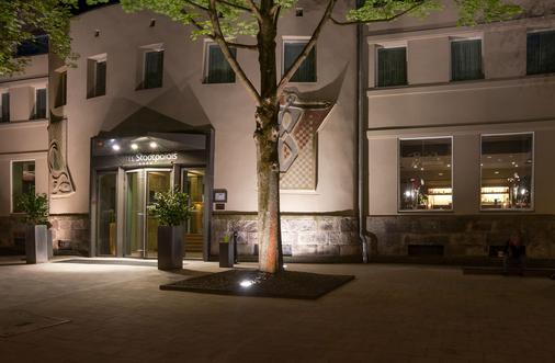 城市宫殿酒店 - 科隆 - 建筑