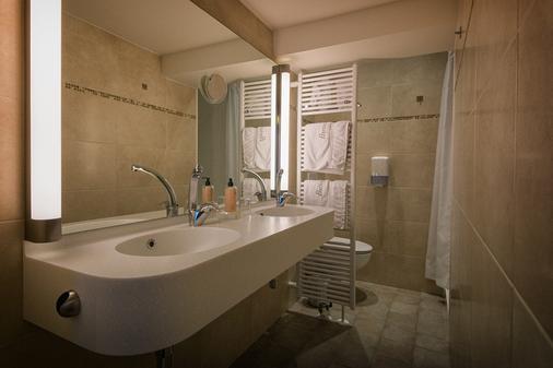 巴里希尔床和早餐旅馆 - 布鲁日 - 浴室