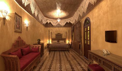 姬蔓·芭奴酒店 - 索维拉 - 睡房