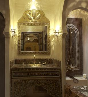 姬蔓·芭奴酒店 - 索维拉 - 浴室