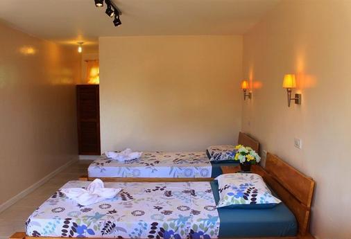 阿隆那 42 度假村 - Panglao - 睡房