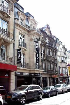 布里斯托酒店 - 卢森堡 - 建筑