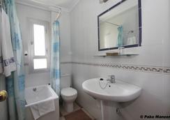 塞维利亚酒店 - 阿尔梅利亚 - 浴室