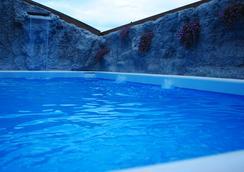 艾尔伯格庞贝谷酒店 - 庞贝 - 游泳池