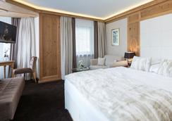 Schlosshotel Ischgl - 伊施格尔 - 睡房