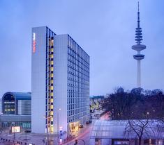 汉堡戴姆多梅塞会展中心城际酒店